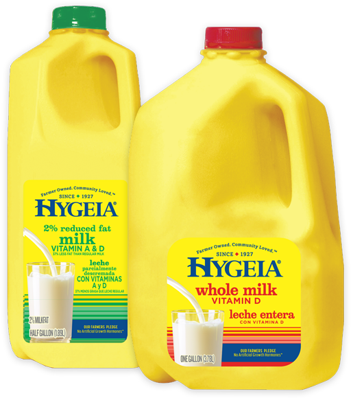 Hygeia Dairy Products